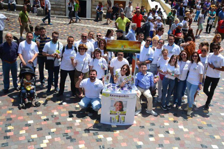 Xenophobil: Η πρώτη δημόσια καμπάνια κατά της ξενοφοβίας και του ρατσισμού είναι γεγονός!