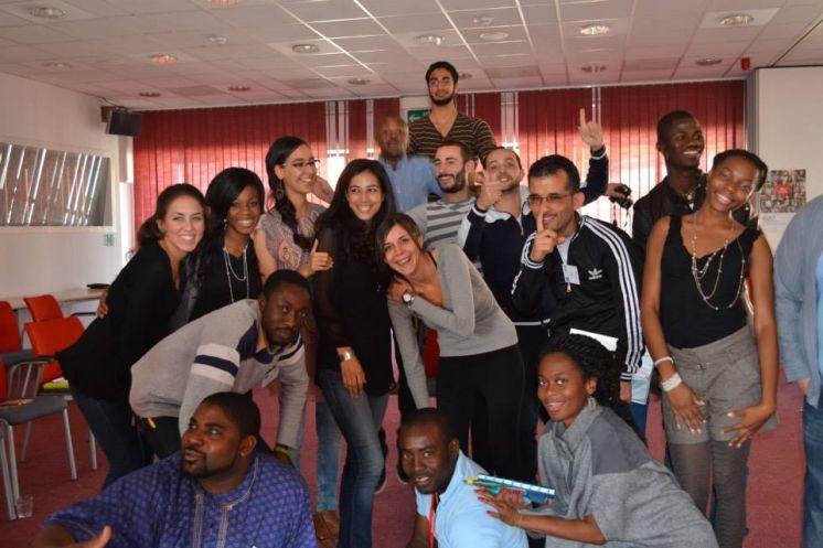 Συμμετοχή στο συνέδριο της Αφρικανικής διασποράς που ζει στην Ευρώπη