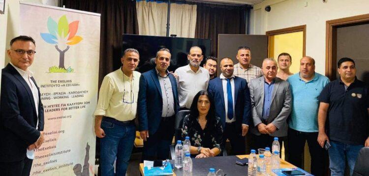 Συνάντηση του Ινστιτούτου με εκπροσώπους μεταναστών και προσφύγων